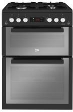 Beko XDVG674MT 60cm Gas Cooker In Anthracite